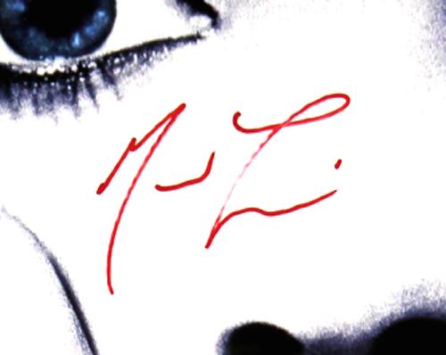 Matthew Lillard Signed Framed Scream Movie Poster-32650