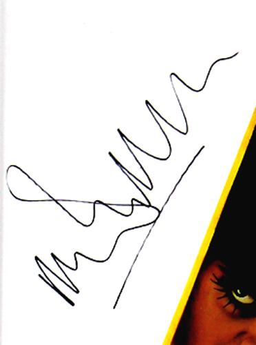 Malcolm McDowell Signed A Clockwork Orange Framed Poster - White-32657