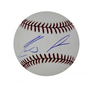 Ronald Acuna Signed Atlanta Braves Rawlings Official Major League Baseball - JSA-0