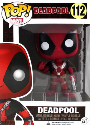 Funko Pop! Deadpool Collection Bobble-Head #112-0