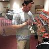 Carson Palmer Signed NFL Cincinnati Bengals Speed Full Size Helmet-32157
