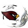 Carson Palmer Signed NFL Arizona Cardinals Speed Full Size Helmet-0