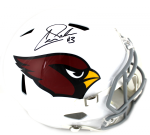 Carson Palmer Signed NFL Arizona Cardinals Speed Full Size Helmet-0