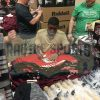 Jameis Winston Signed Tampa Bay Buccaneers Red Custom Jersey -21964