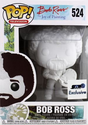 Funko Pop! Bob Ross For The Joy Of Painting #524 Do It Yourself Vinyl Figure-0