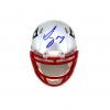 Sony Michel Signed New England Patriots Speed NFL Mini Helmet-32555