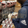 Sony Michel Signed New England Patriots Speed NFL Mini Helmet-32554