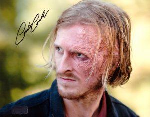 Austin Amelio Signed 8x10 The Walking Dead Photo -0