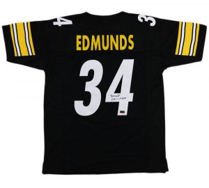 new styles 7e309 dc29e Jerseys Juju Smith-Schuster Signed Pittsburgh Steelers ...