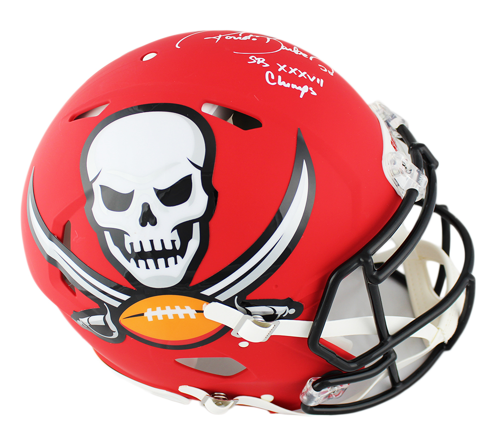 ronde barber signed tampa bay buccaneers speed authentic amp nfl helmet with sb xxxvii champs inscription radtke sports ronde barber signed tampa bay buccaneers speed authentic amp nfl helmet with sb xxxvii champs inscription