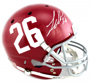 Landon Collins Signed Alabama Crimson Tide Schutt Full Size Helmet-0