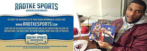 "Knile Davis Autographed/Signed Arkansas Razorbacks 8x10 NCAA Photo ""Sugar Bowl""-7960"