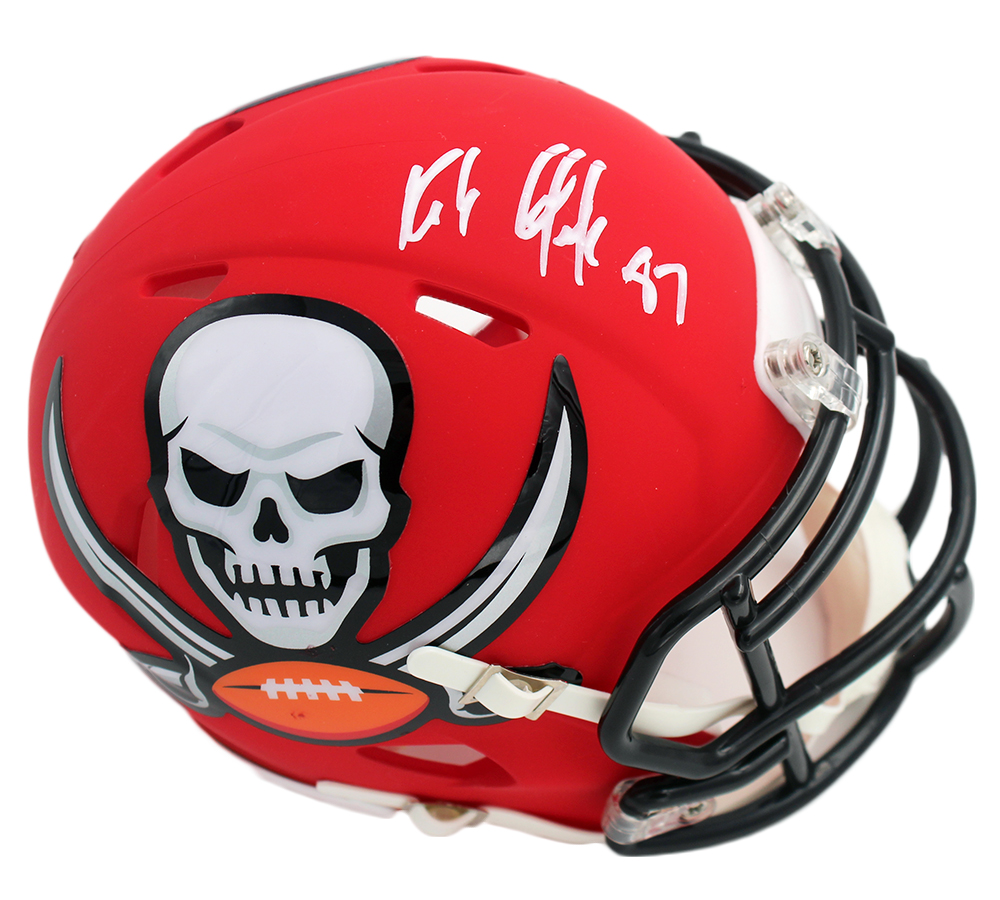 rob gronkowski signed tampa bay buccaneers speed amp nfl mini helmet radtke sports rob gronkowski signed tampa bay buccaneers speed amp nfl mini helmet