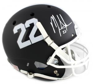 Mark Ingram Signed Alabama Crimson Tide Black Schutt Full Size Helmet-0
