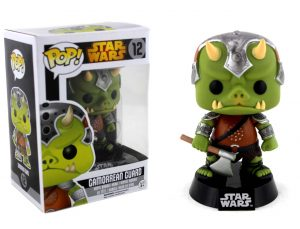 Funko Pop! Star Wars Gamorrean Guard #12 Bobble Head Figure -0
