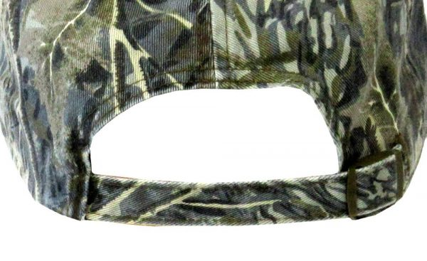 Official Favre 4 Hope Hunting Camo Adjustable Hat - One Size Fits All-18789