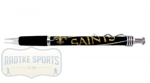 New Orleans Saints Officially Licensed Black Pen-0