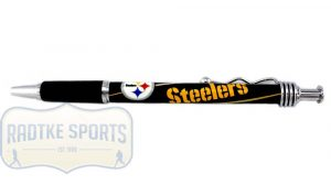 Pittsburgh Steelers Officially Licensed Black Pen-0