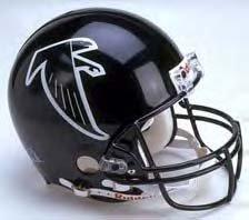 Atlanta Falcons Riddell Replica NFL Football Helmet [Misc.]-0
