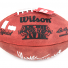 "Marcus Allen Signed Super Bowl 18 Authentic NFL Football with ""SB XVIII MVP"" Inscription - Oakland Raiders-23122"