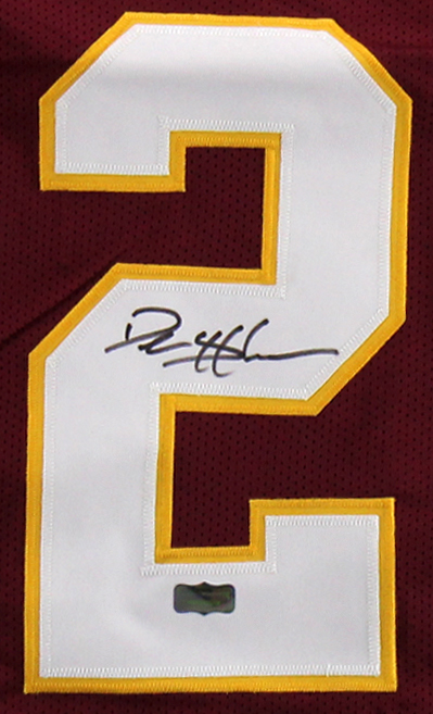 the best attitude ed782 bc000 Deion Sanders Signed Florida State Seminoles Maroon Throwback Custom Jersey