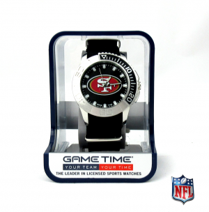 San Francisco 49ers Officially Licensed NFL Men's Starter Watch-0