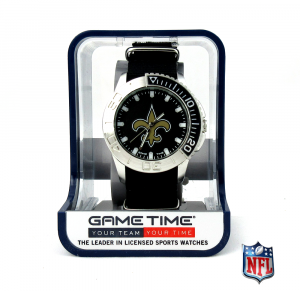 New Orleans Saints Officially Licensed NFL Men's Starter Watch-0