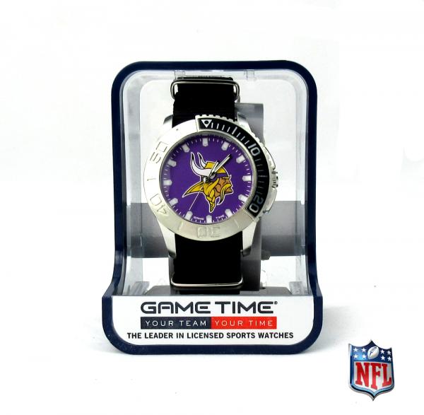 Minnesota Vikings Officially Licensed NFL Men's Starter Watch-0