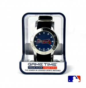 Atlanta Braves Officially Licensed MLB Men's Starter Watch-0