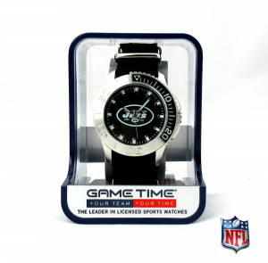 New York Jets Officially Licensed NFL Men's Starter Watch-0