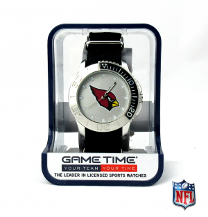 Arizona Cardinals Officially Licensed NFL Men's Starter Watch-0