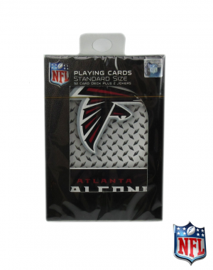 Atlanta Falcons Officially Licensed Playing Cards-0