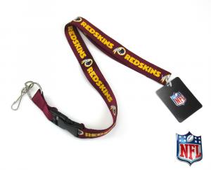 Washington Redskins Officially Licensed Nylon Lanyard-0