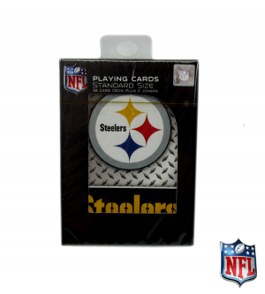 Pittsburgh Steelers Officially Licensed Playing Cards-0