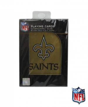 New Orleans Saints Officially Licensed Playing Cards-0