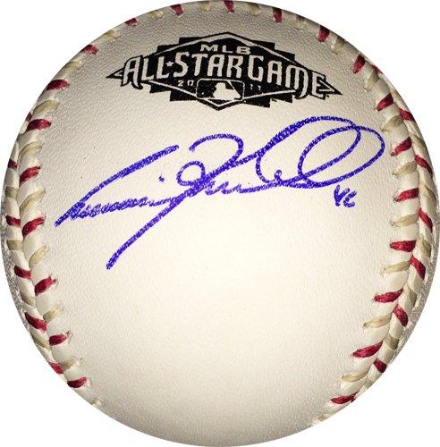Craig Kimbrel Autographed/Signed Atlanta Braves 2011 All Star Official Rawlings Baseball-0