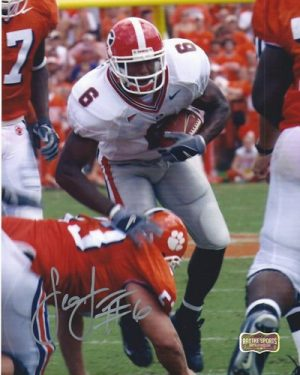 Sean Jones Autographed/Signed Classic Georgia Bulldogs 8x10 NCAA Photo Silver Ink-0