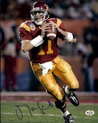 Matt Leinart Autographed USC Trojans 8x10 Photo-0