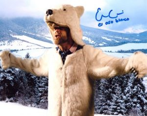 Evan Gattis Signed/Autographed Atlanta Braves 8X10 El Oso Blanco Bear Photo-0