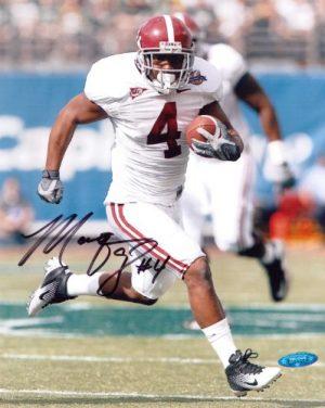 Marquis Maze Signed/Autgographed 8x10 Photo Alabama Crimson Tide-0