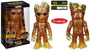Funko Limited Edition - Annihilation Groot Hikari Premium Sofubi Figure-0