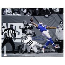Odell Beckham Jr Signed New York Giants 16x20 NCAA - The Catch - Spotlight Action Photo-25825