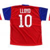 Carli Lloyd Signed US Women's Soccer Red Custom Jersey-0