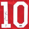 Carli Lloyd Signed US Women's Soccer Red Custom Jersey-21504