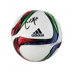 Carli Lloyd Signed FIFA Adidas Soccer Ball-0