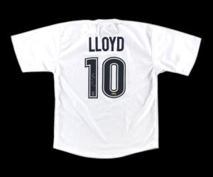 Carli Lloyd Signed US Women's Soccer White Custom Jersey-0
