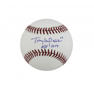 "Tony La Russa Signed Official Major League Baseball with ""H/F 2014"" Inscription - St. Louis Cardinals-0"