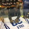 Marshall Faulk Signed Indianapolis Colts White Custom Jersey-19455