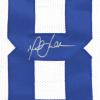 Marshall Faulk Signed Indianapolis Colts White Custom Jersey-19457