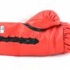 Roberto Durán Signed Red Everlast Boxing Glove -18225